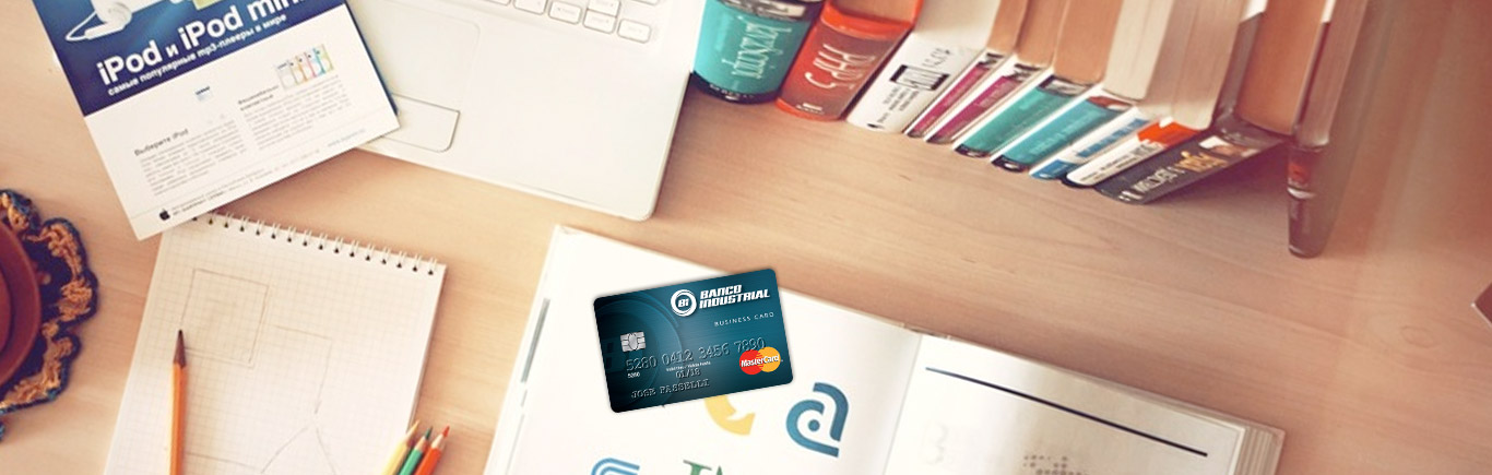 Tarjeta de crédito empresarial para financiar