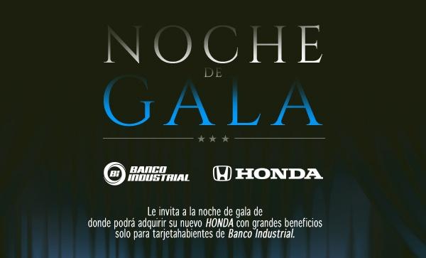 Noche de Gala Banco Industrial