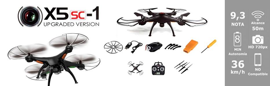 02 - SYMA X5SC-1 Falcon Drone.jpg