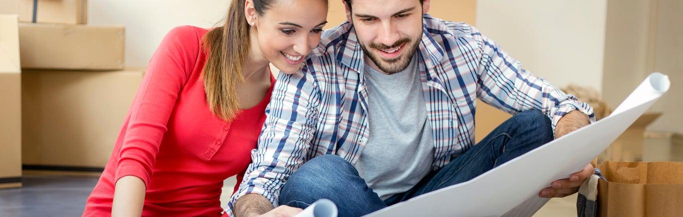 8. Recién casados- ¿Apartamento o casa?