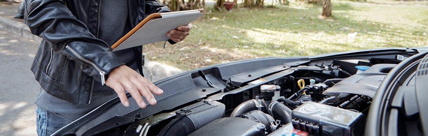 10. ¿Sabes cómo identificar fallas en el motor de tu auto?