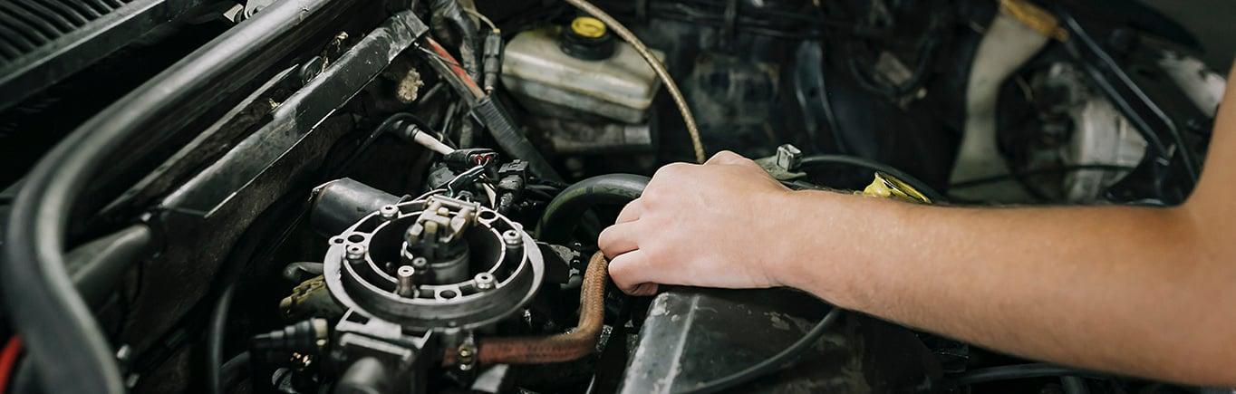 7. Elige correctamente el motor de tu vehículo