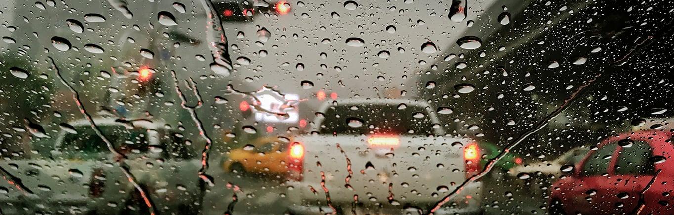 Cuida tu carro en temporada de lluvias