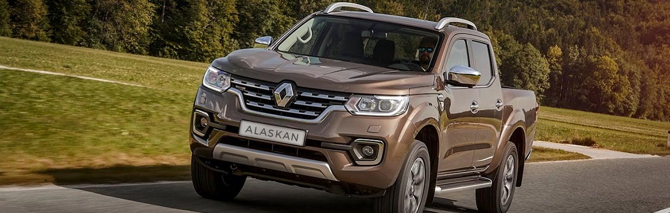 9. Insight- pickup Renault Alaskan