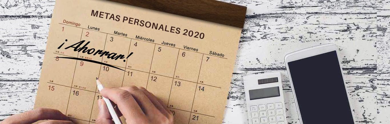 12. ¿Tu meta del 2020 es ahorrar? ¡Aún estás a tiempo de empezar!