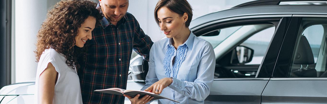 2. Beneficios de comprar un vehículo financiado