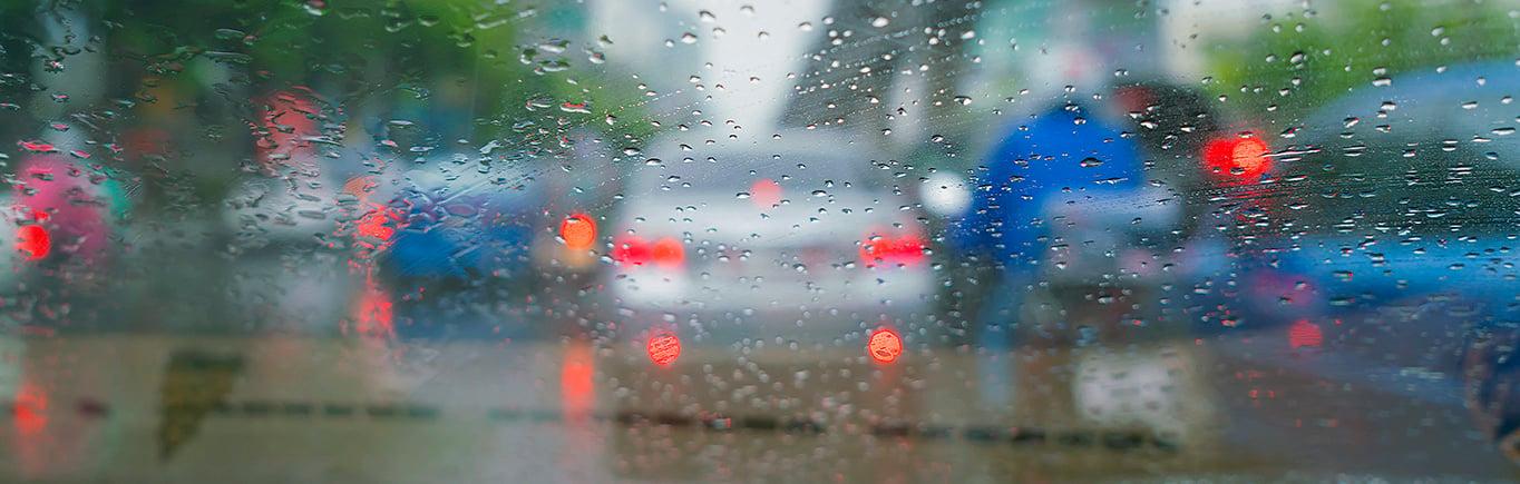 4. Consejos para conducir durante la época de lluvia