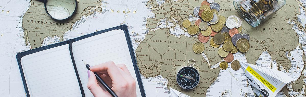 3. Viajes y ahorros - maneras de ahorrar en tus viajes