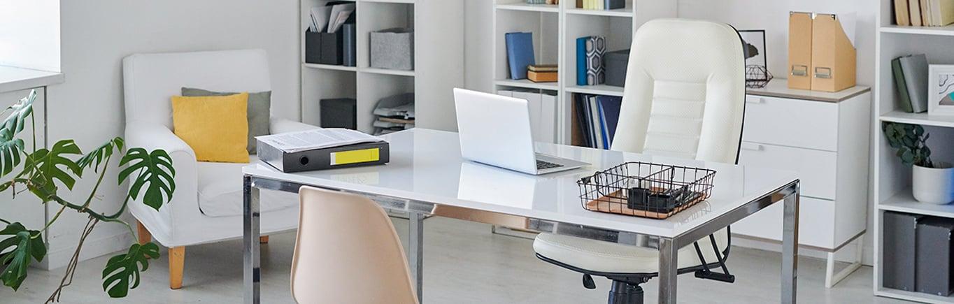 Aumenta tu productividad con la oficina de tus sueños