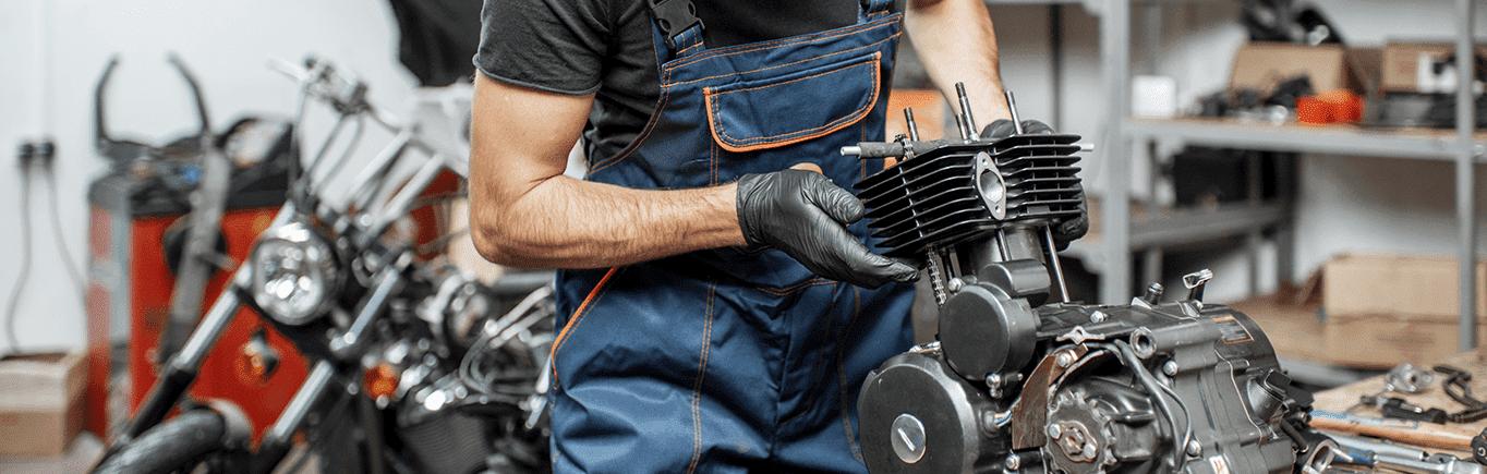 Servicio para motos, ¿cuáles son los más importantes?