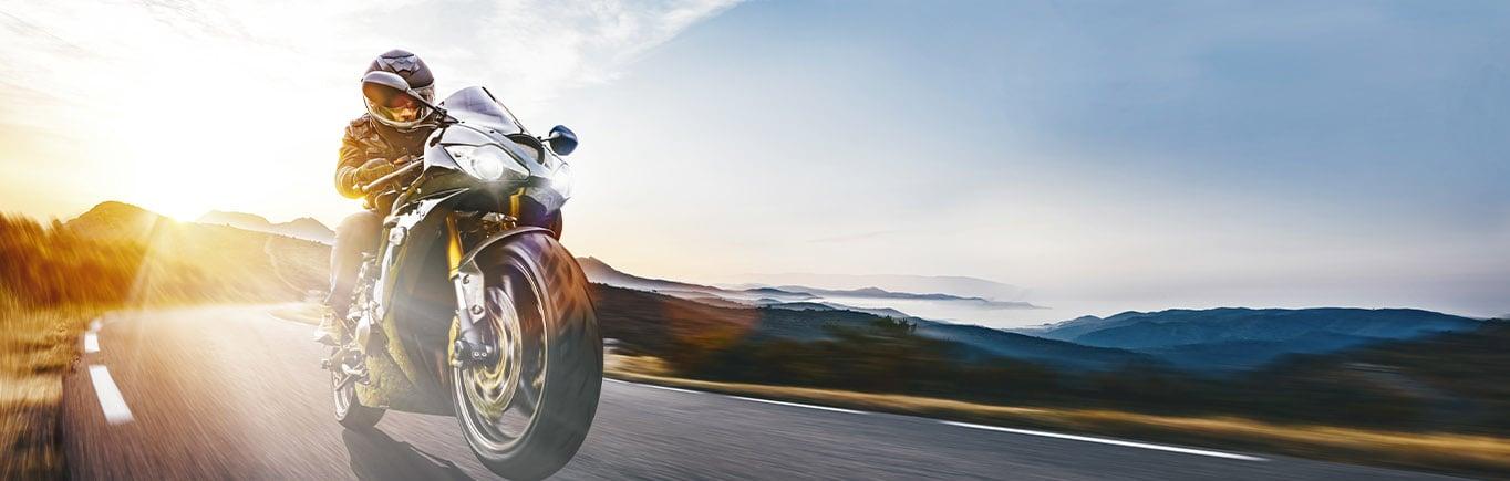 Ventajas de conducir una moto