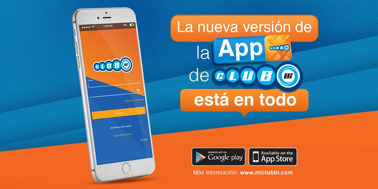 App Club Bi Banco Industrial