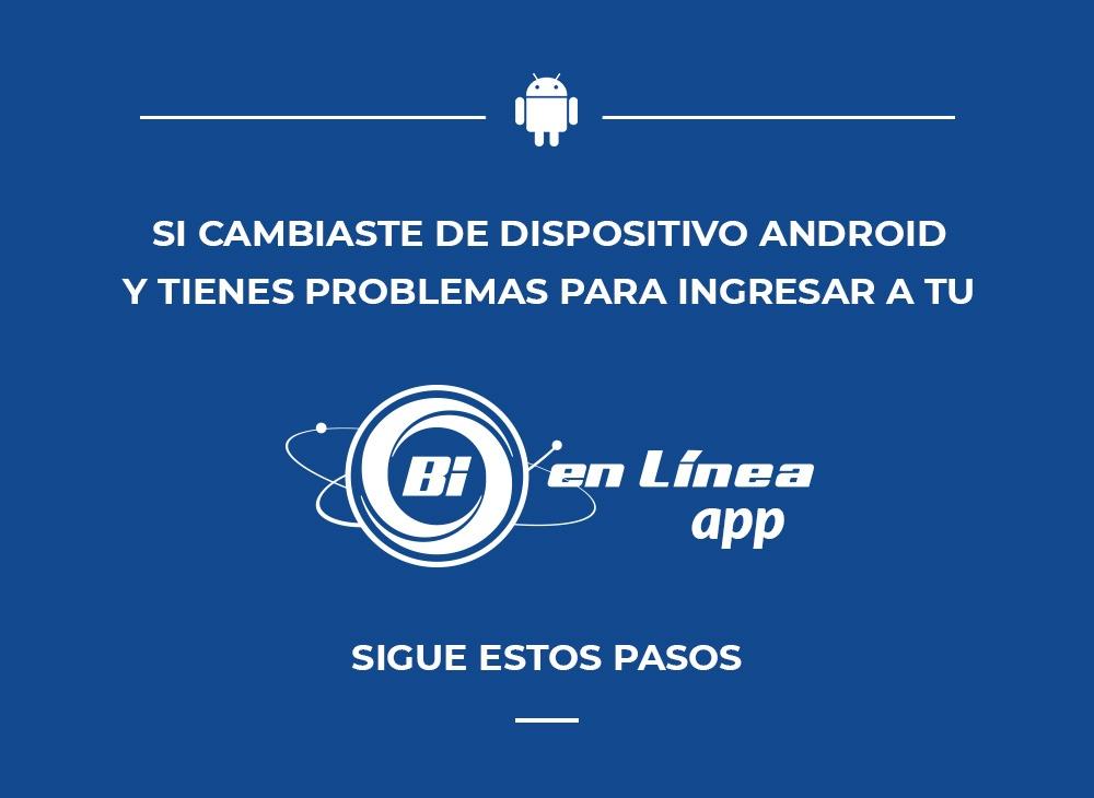 Bi en Línea Login Android - Banco Industrial