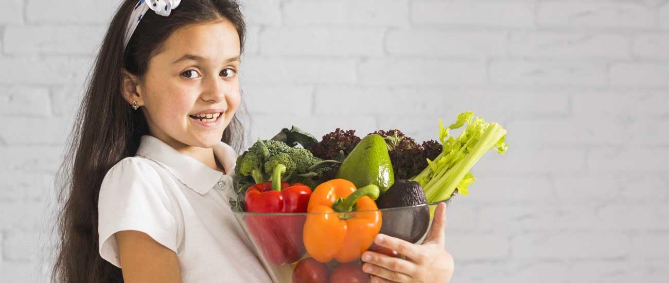 ¿Cómo hacer para que nuestros hijos coman de todo?
