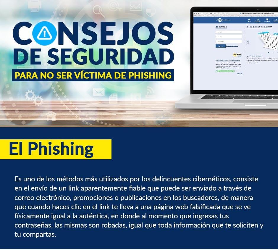 Consejos de seguridad - Banco Industrial