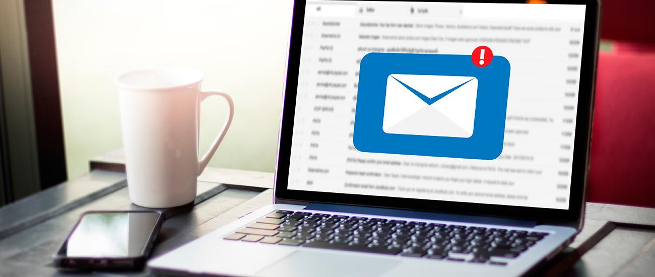 Protege tu correo - Banco Industrial