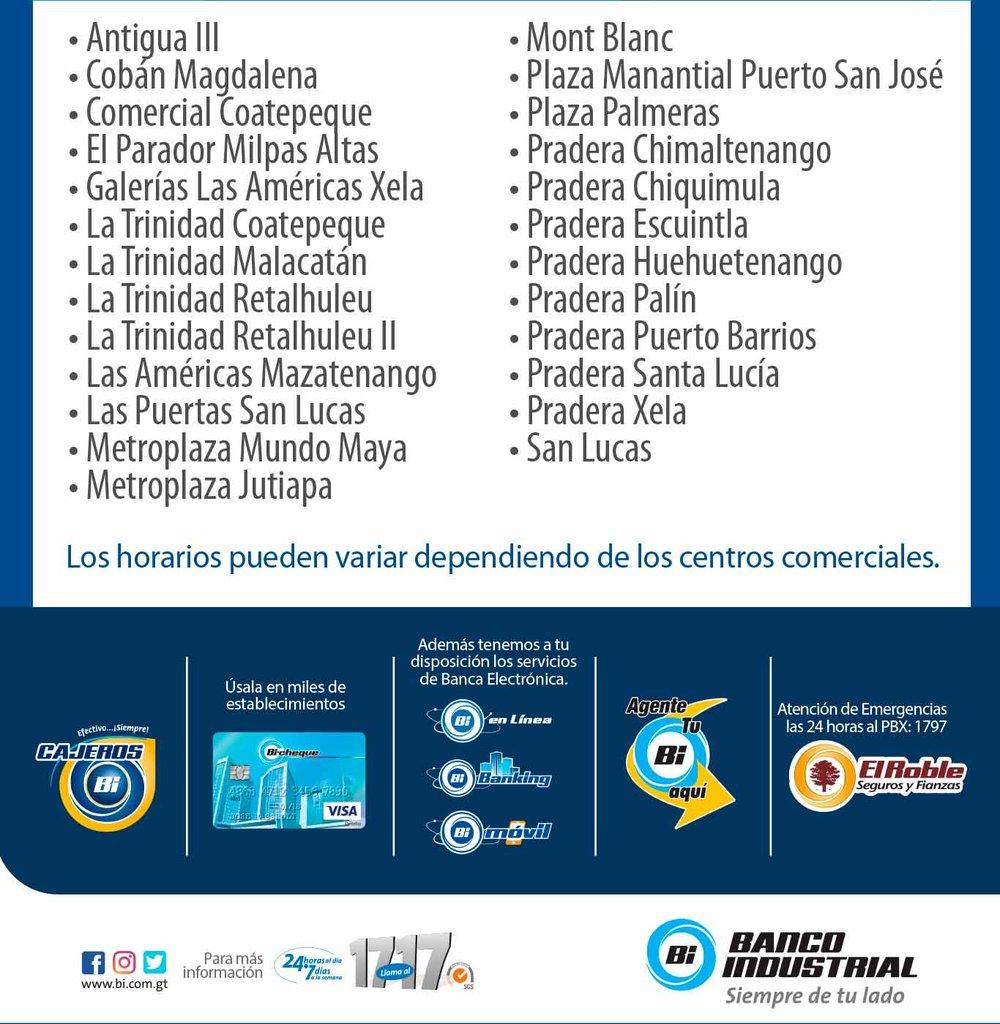 horarios revolucion banco industrial.jpg