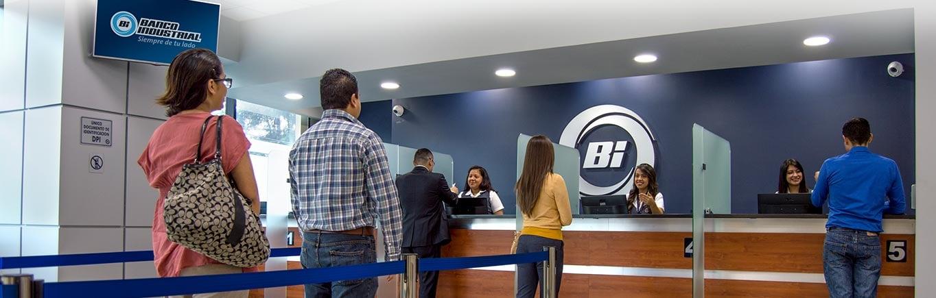 Boleto de ornato Banco Industrial