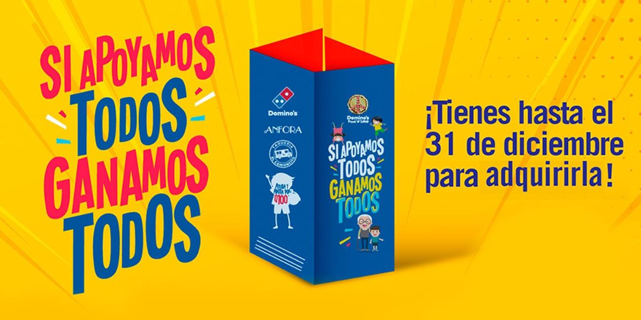 Cuponera Fundación Ramiro Castillo Love
