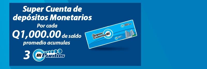 Bi Puntos - Banco Industrial