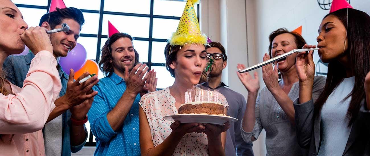 Cumpleaños - Banco Industrial