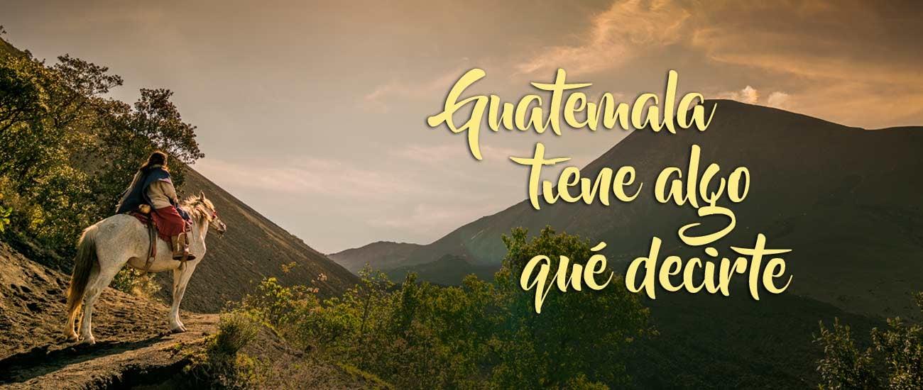 Guatemala tiene algo qué decirte - Banco Industrial