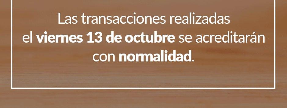 Horarios ACH - 12 de Octubre - Banco Industrial