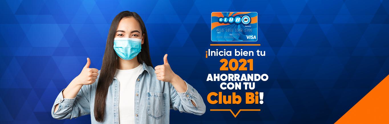 Beneficios Club Bi Enero 2021