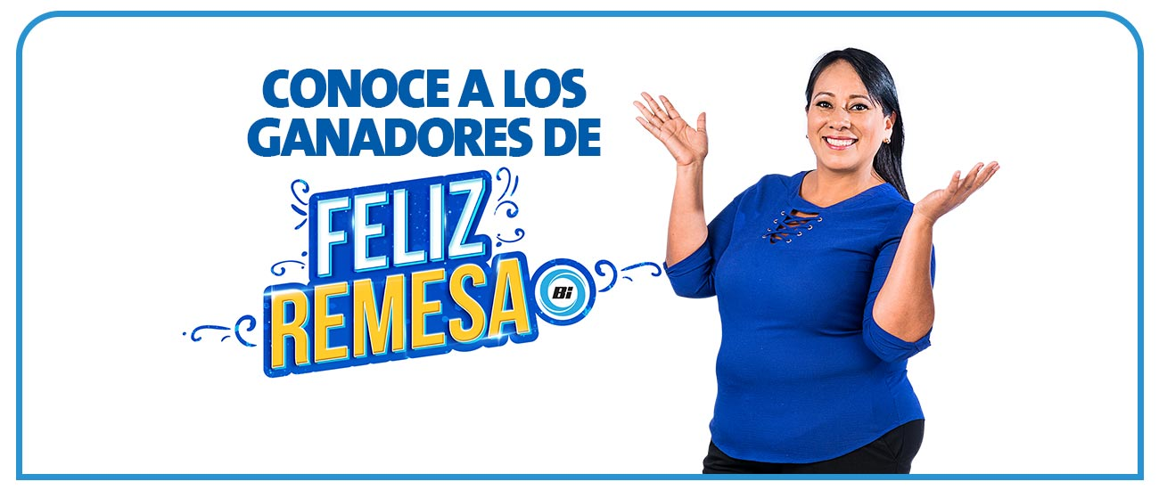 Feliz Remesa Banco Industrial