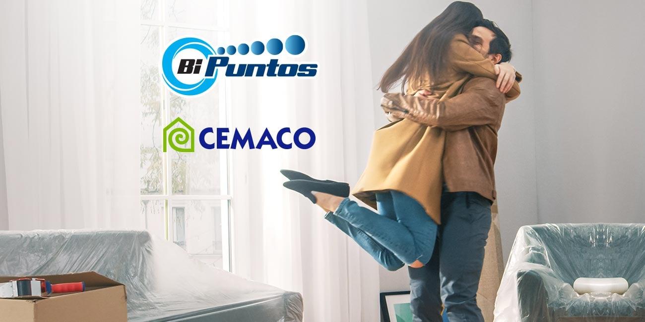 Cemaco Bi Puntos Banco Industrial