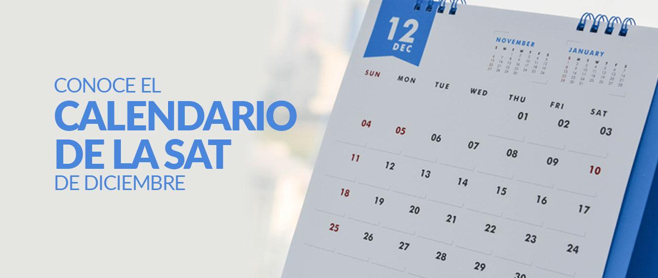 Calendario SAT - Banco Industrial
