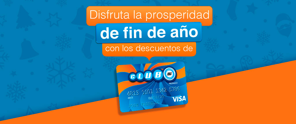 Promociones Club Bi - Banco Industrial