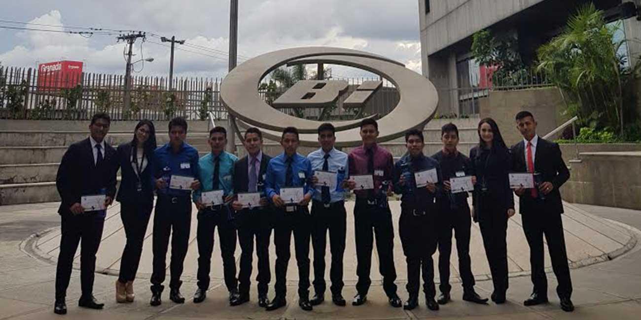 Voluntariados Banco Industrial
