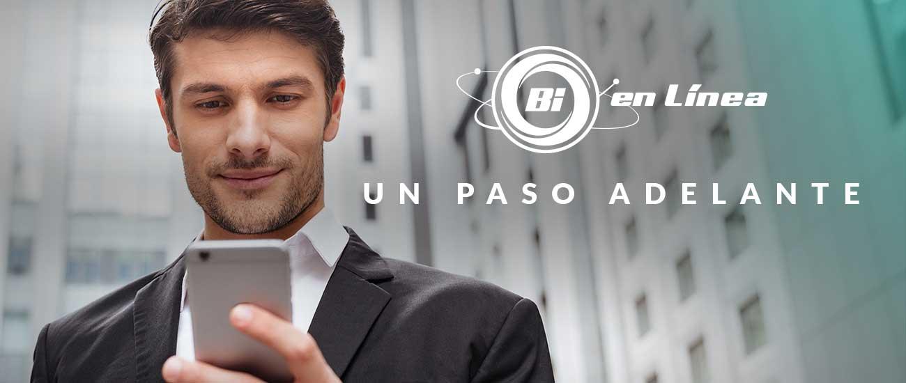 Bi en Línea - Un Paso Adelante - Banco Industrial
