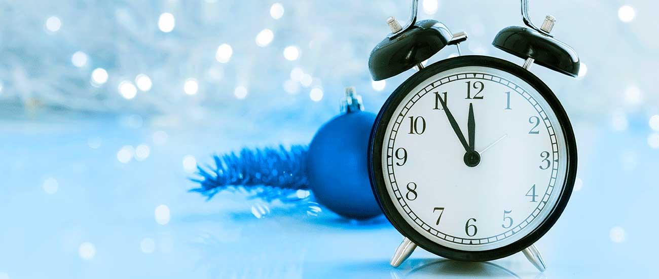 Horarios ACH Navidad 2017