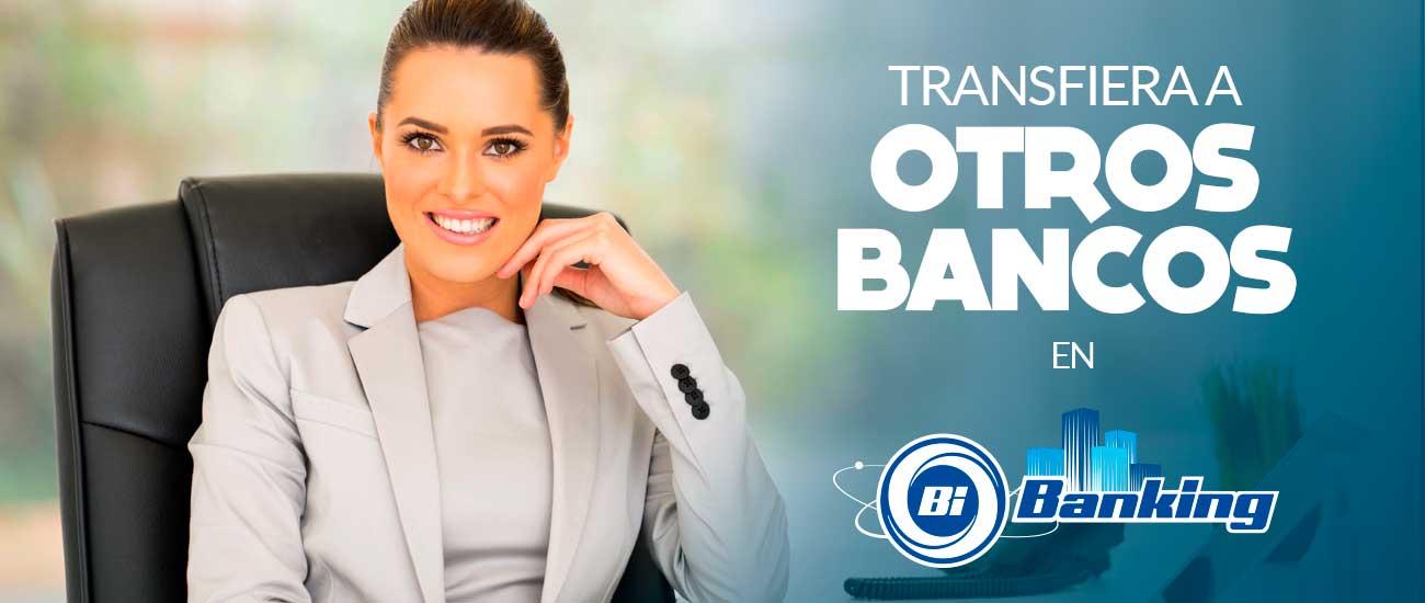 Transferencias a Otros Bancos - Banco Industrial
