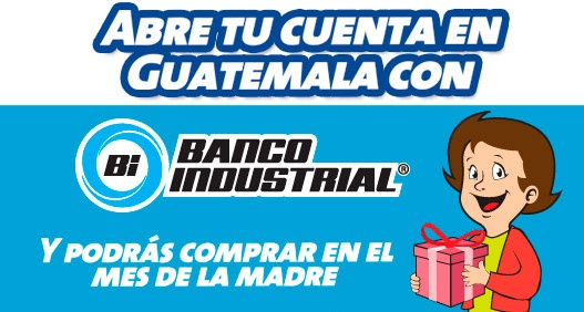 Cuenta Chica Banco Industrial
