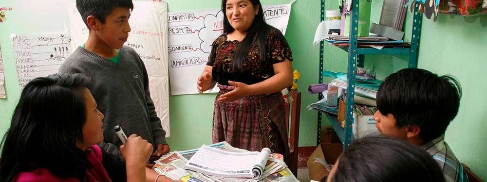 Educacción Fundación Ramiro Castillo Love