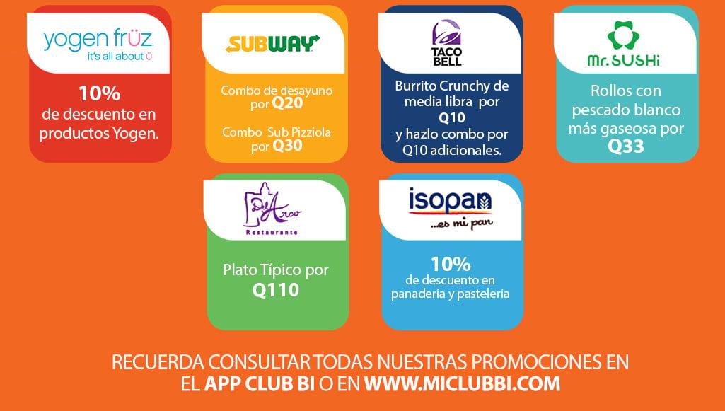 Club Bi Banco Industrial Antigua Guatemala