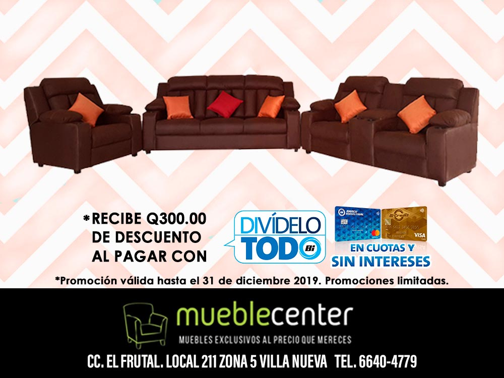MUEBLE CENTER