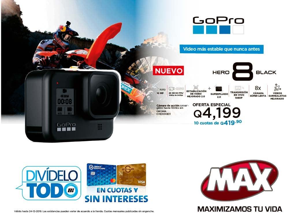 MAX GO PRO