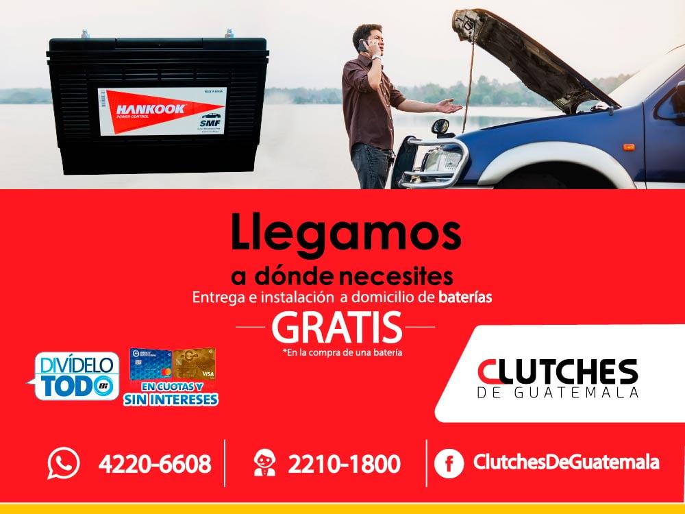 CLUTCHES DE GUATEMALA