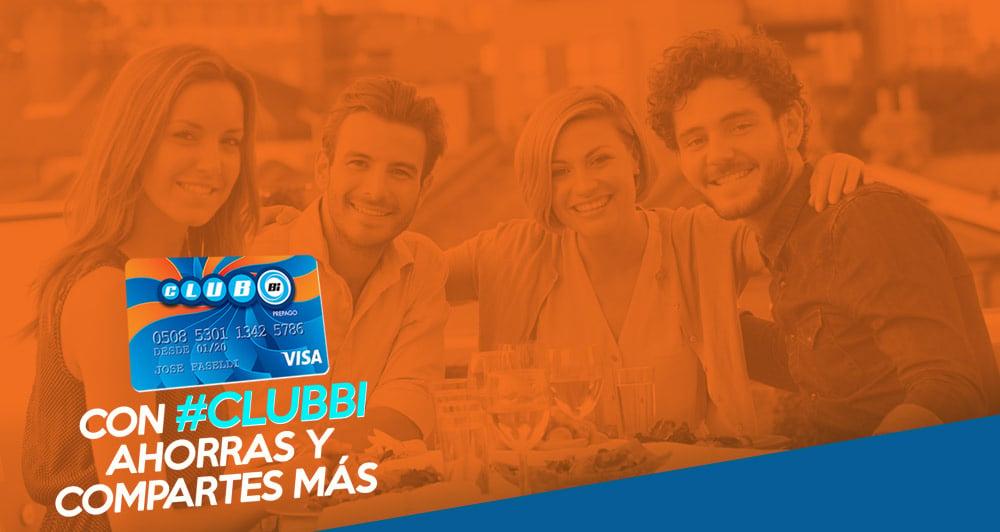 Beneficios Club Bi - Octubre 2019