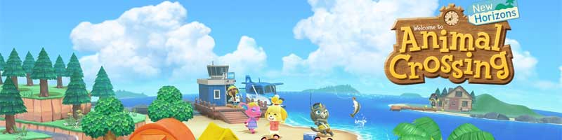 Nintendo: Animal Crossing New Horizons