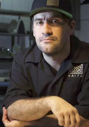 ¿Quién es el chef Mario Castrellón?
