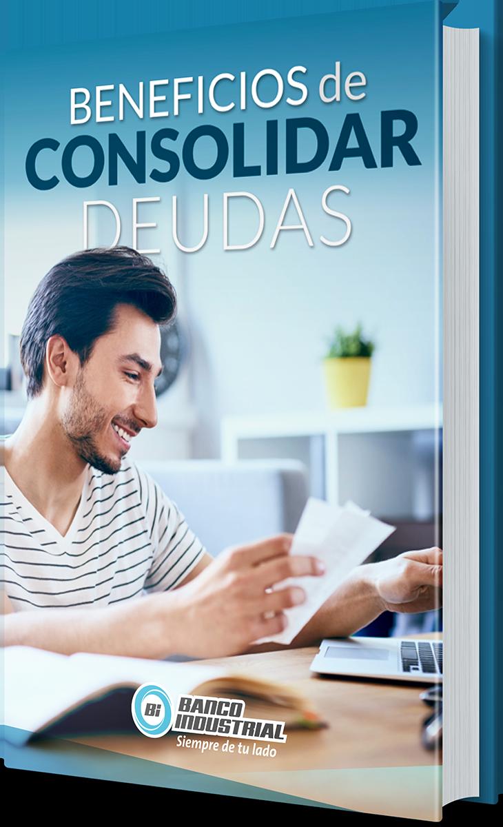 Beneficios de consolidar tus deudas