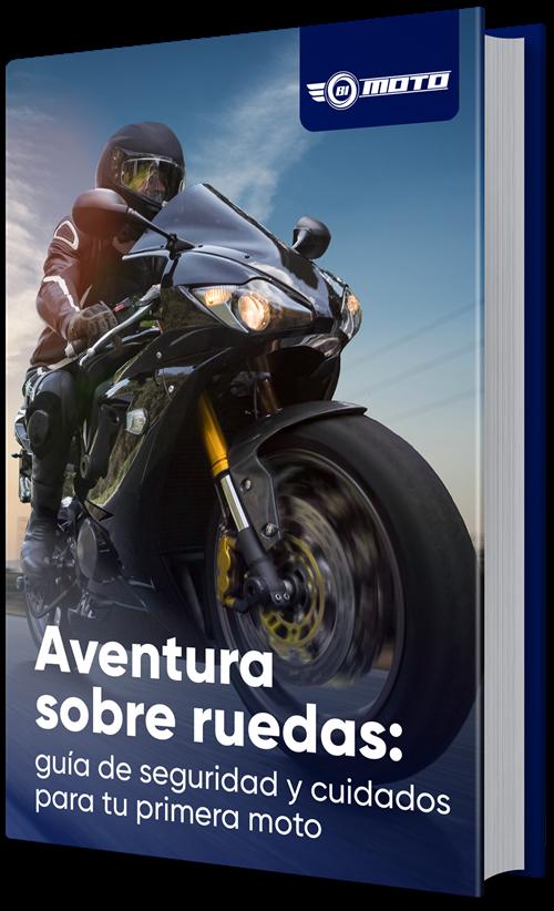 guía de seguridad y cuidados para tu primera moto