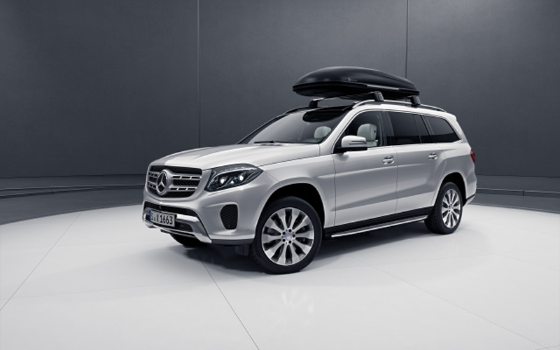 MERCEDES - BENZ GLS 350 Grand Edition