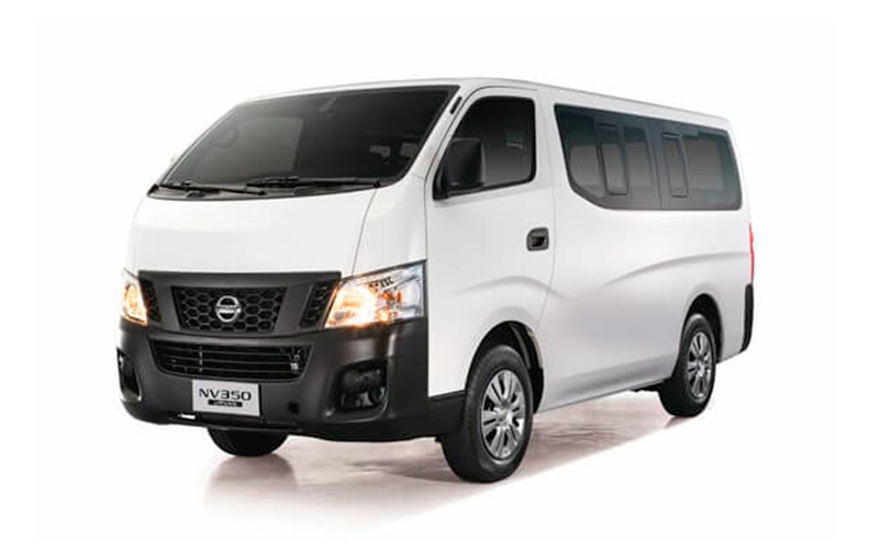 NISSAN Urvan Microbus