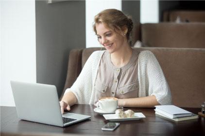 Compra en línea lo que quieras desde la comodidad de tu casa u oficina.